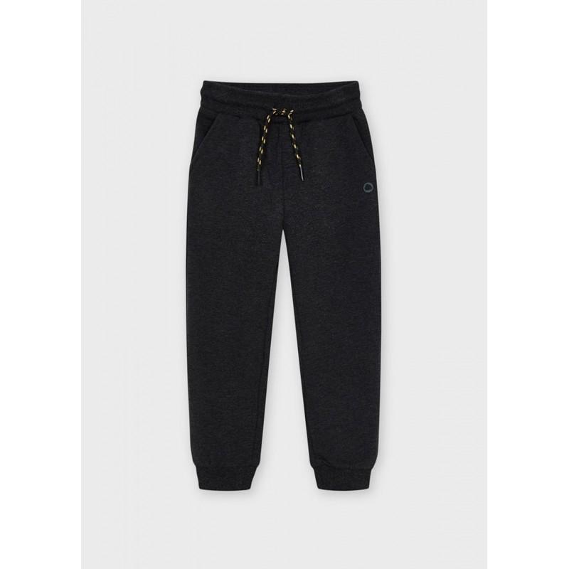 Pantalon molleton basique...