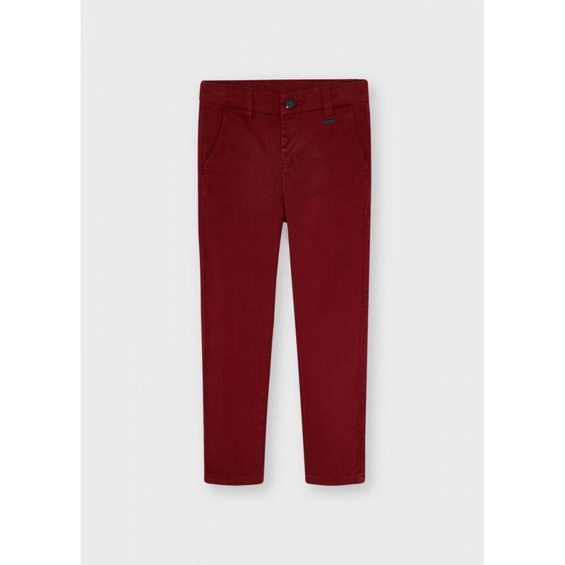 Pantalon chino basique garçon
