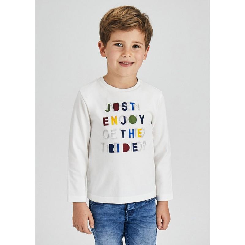 T-shirt ECOFRIENDS manches...