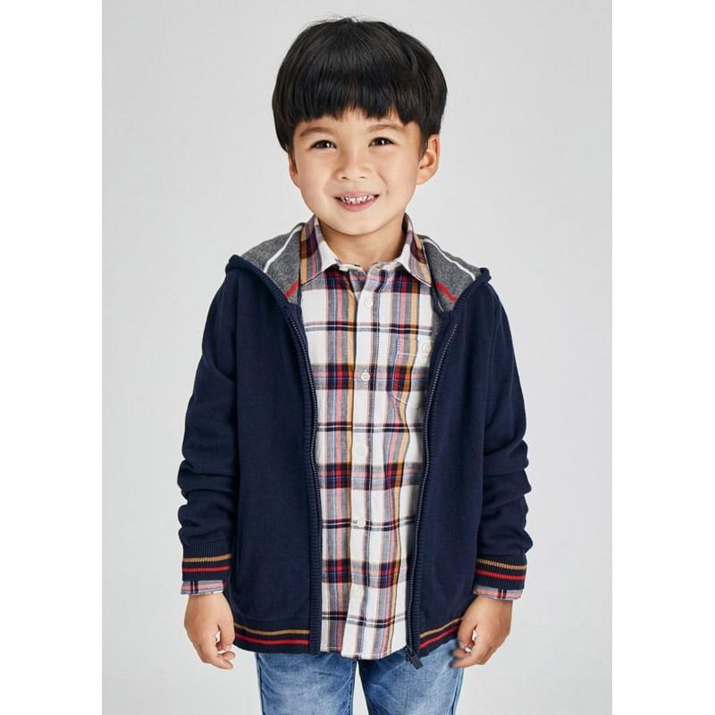 Veste ECOFRIENDS tricot garçon