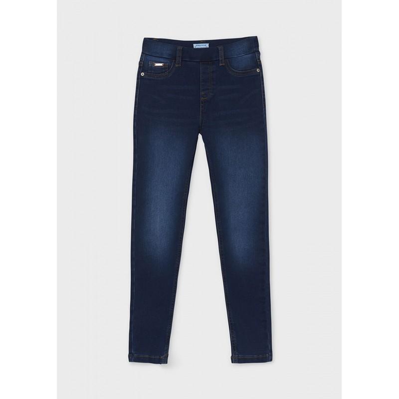 Pantalon long jean basique...