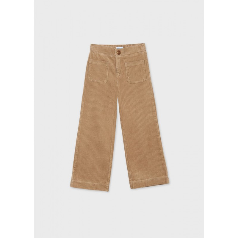 Pantalon long velours...