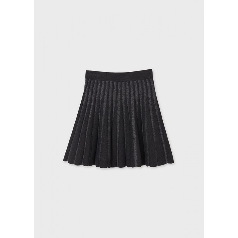 Jupe tricot fille