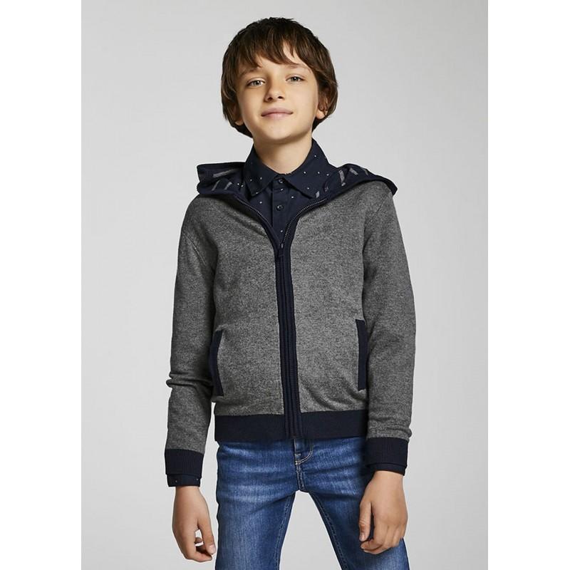 Veste tricot ECOFRIENDS garçon