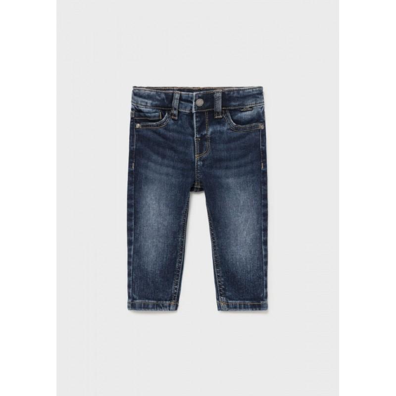 Pantalon long jean slim fit...