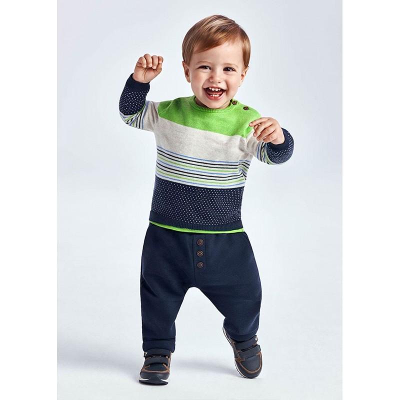 Pantalon long confort bébé...