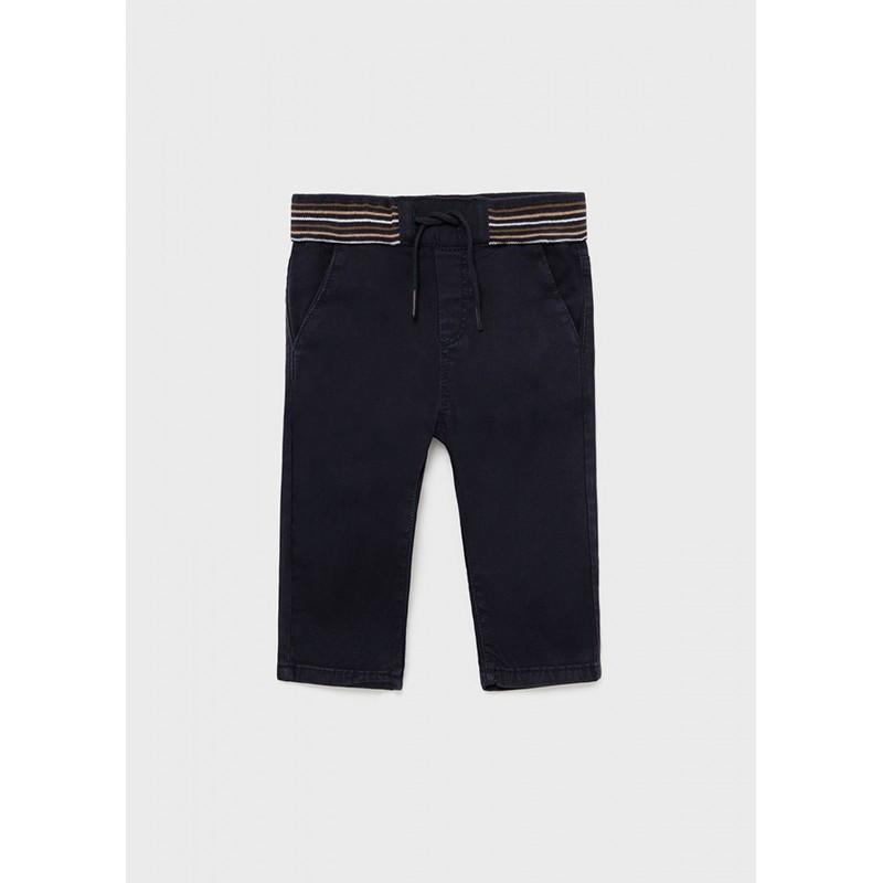 Pantalon long chino slim...