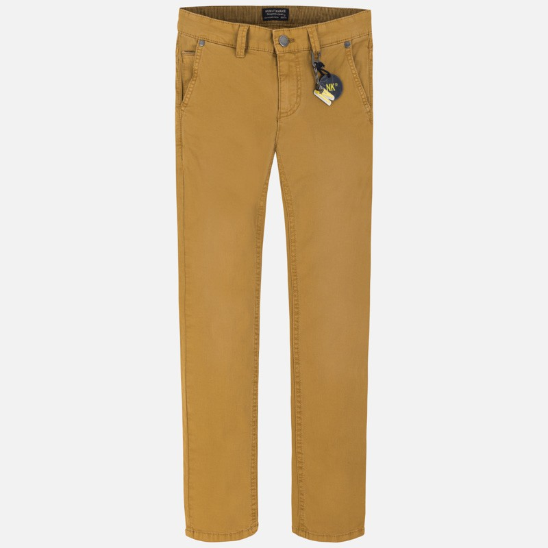 Pantalon long chino...