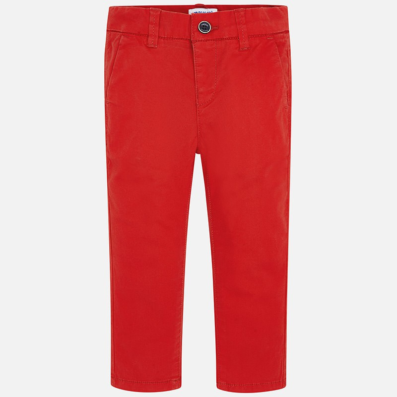 Pantalon chino slim fit garçon