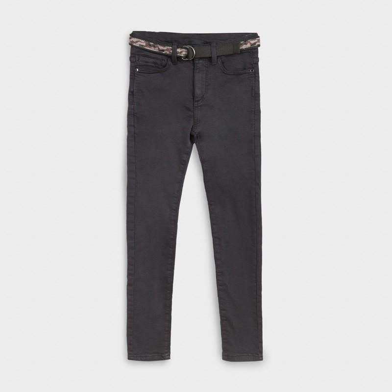 Pantalon long straight fit...