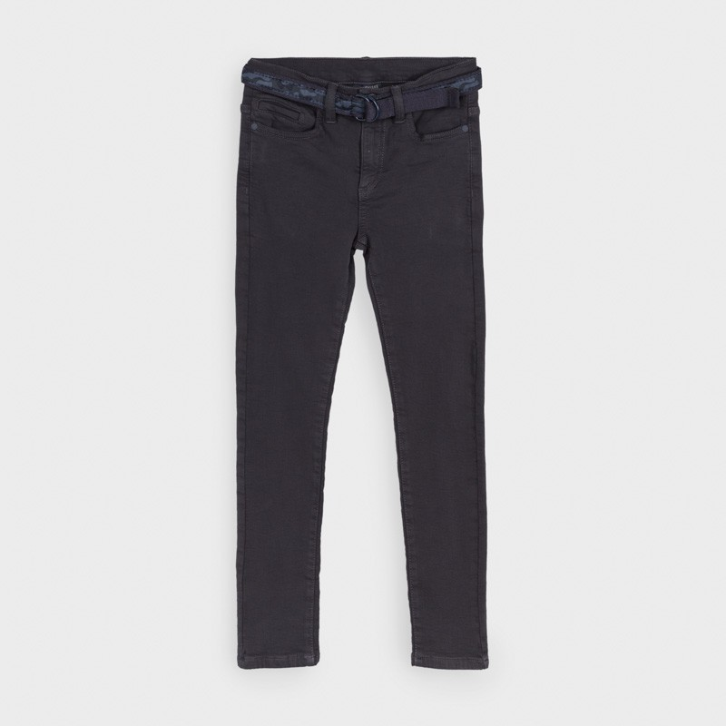 Pantalon long straight fit...