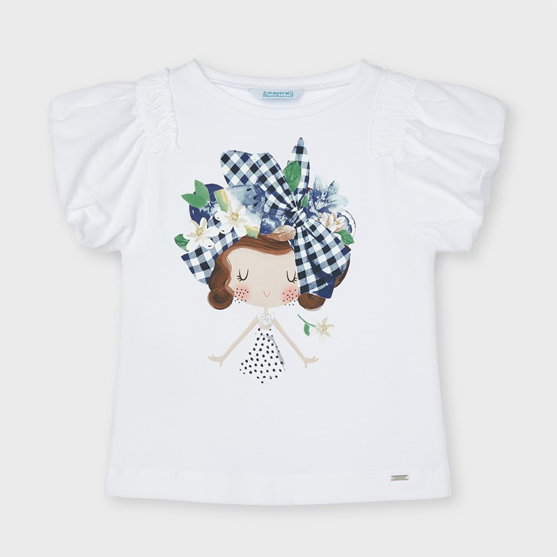 T-shirt Ecofriends fille