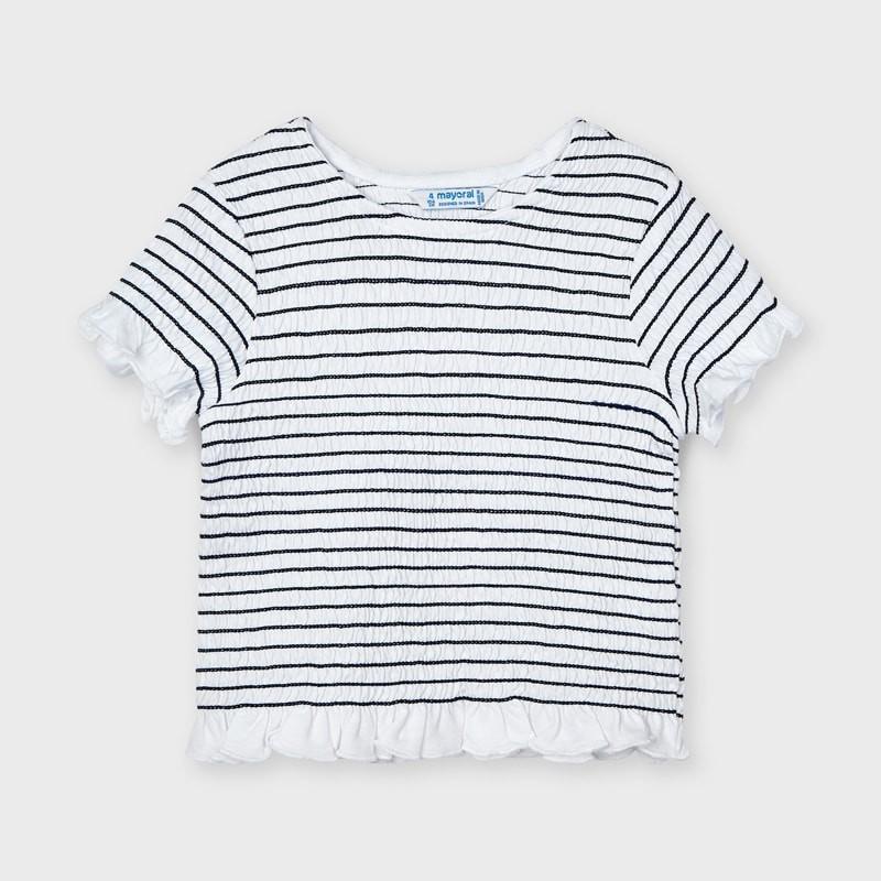T-shirt manche courte nid...