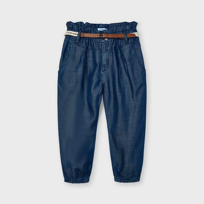 Pantalon long fluide...