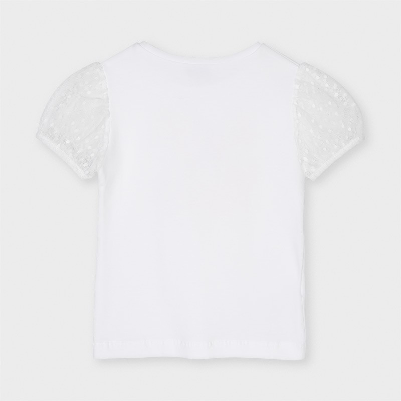 T-shirt manche courte...
