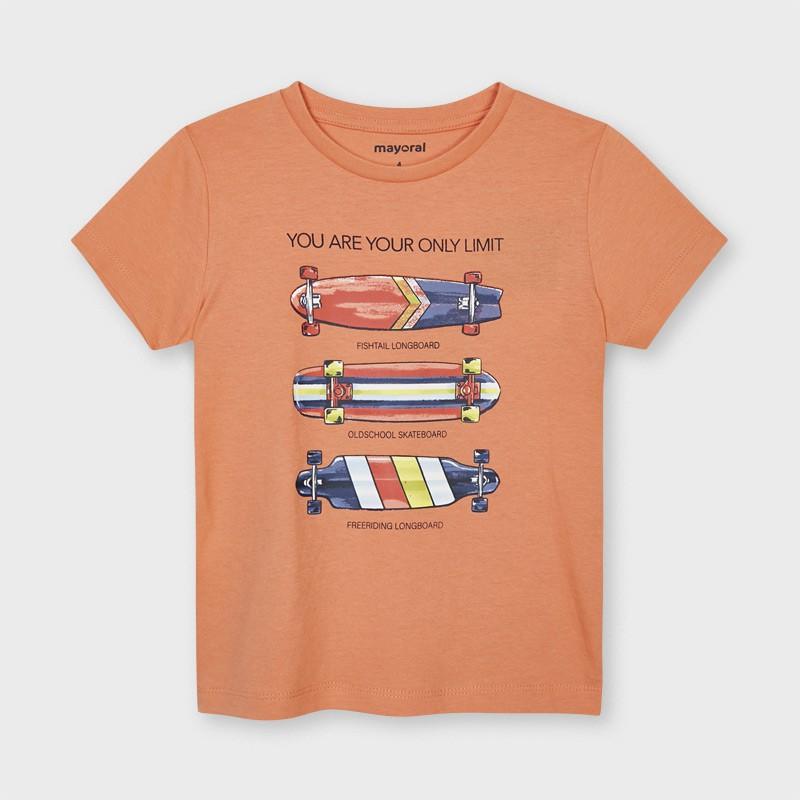 T-shirt ECOFRIENDS manche...