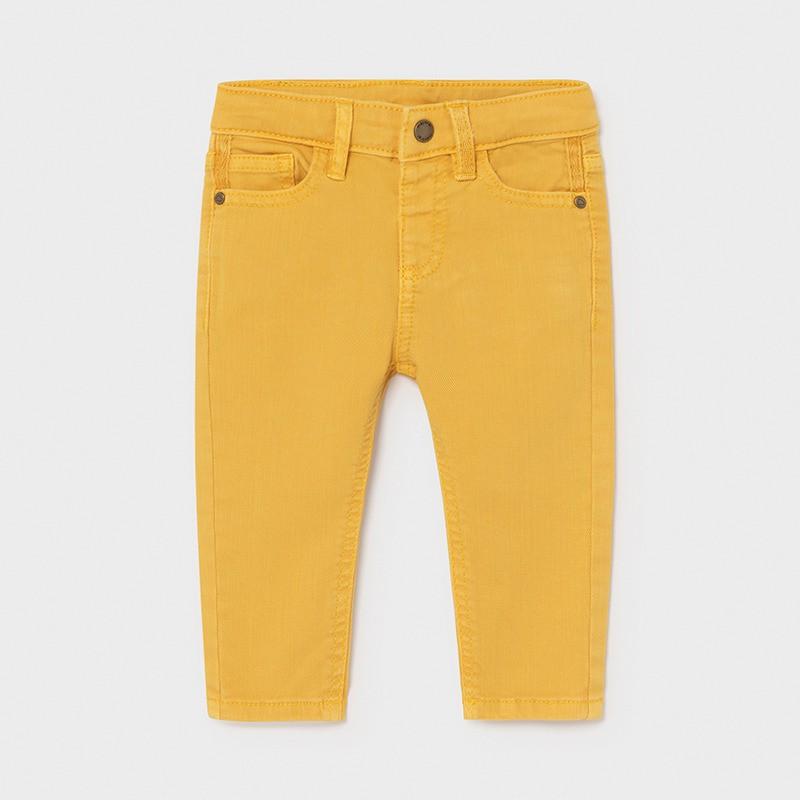 Pantalon long sergé jean...