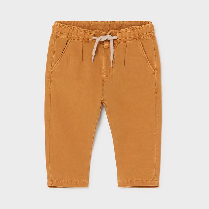 Pantalon long lin bébé garçon