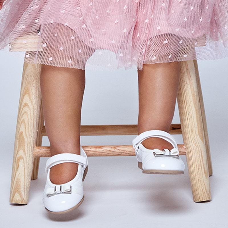 Ballerines bébé fille Art