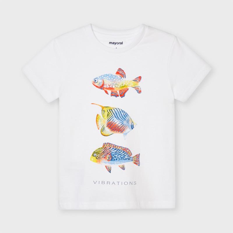 T-shirt manche courte garçon