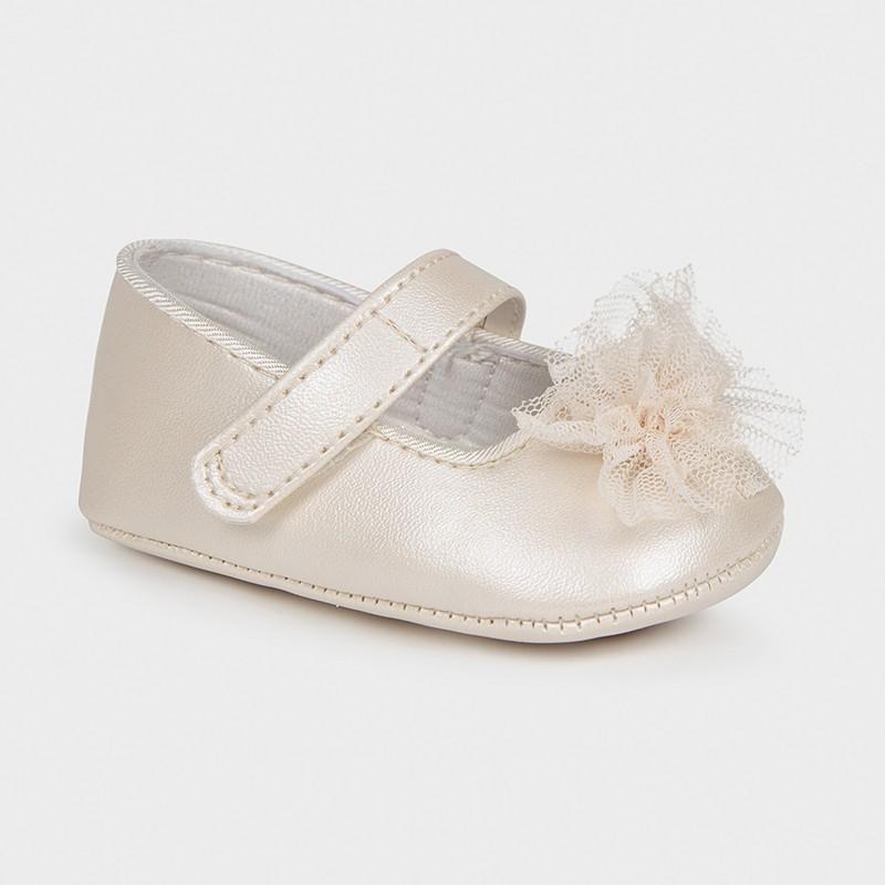 Chaussures cérémonie fleur...